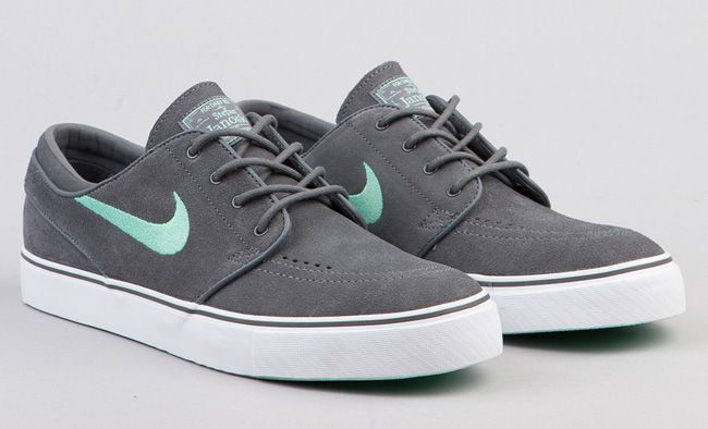 newest collection ebdea d5a60 Nike SB Zoom Stefan Janoski   Medium Mint