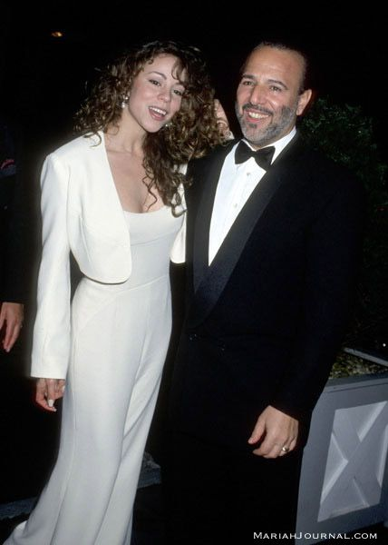 Mariah Carey Tommy Mottola Married 1993