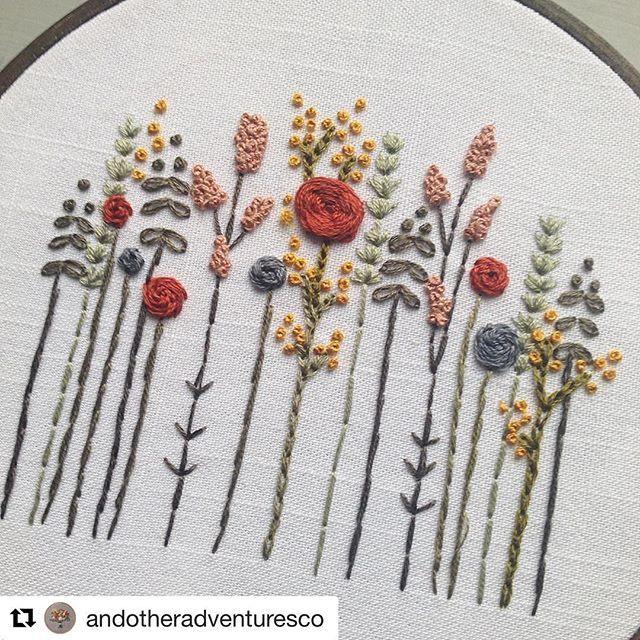andotheradventuresco needlework handembroidery broderie bordado ricamo embroidery. Black Bedroom Furniture Sets. Home Design Ideas