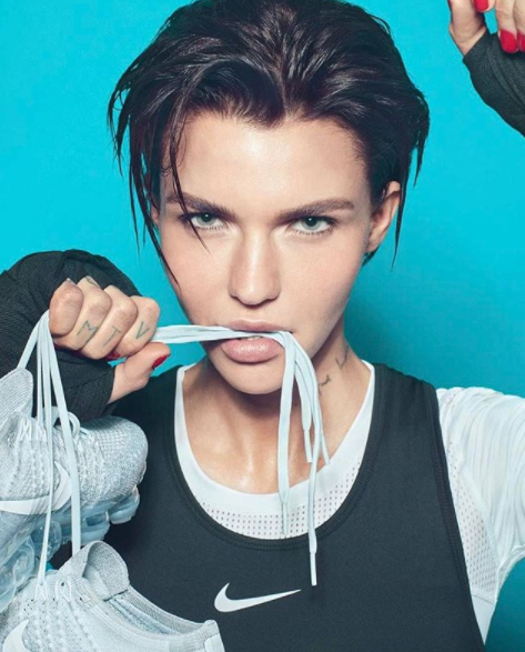 Ruby Rose's best beauty looks of all time, ranked Ruby