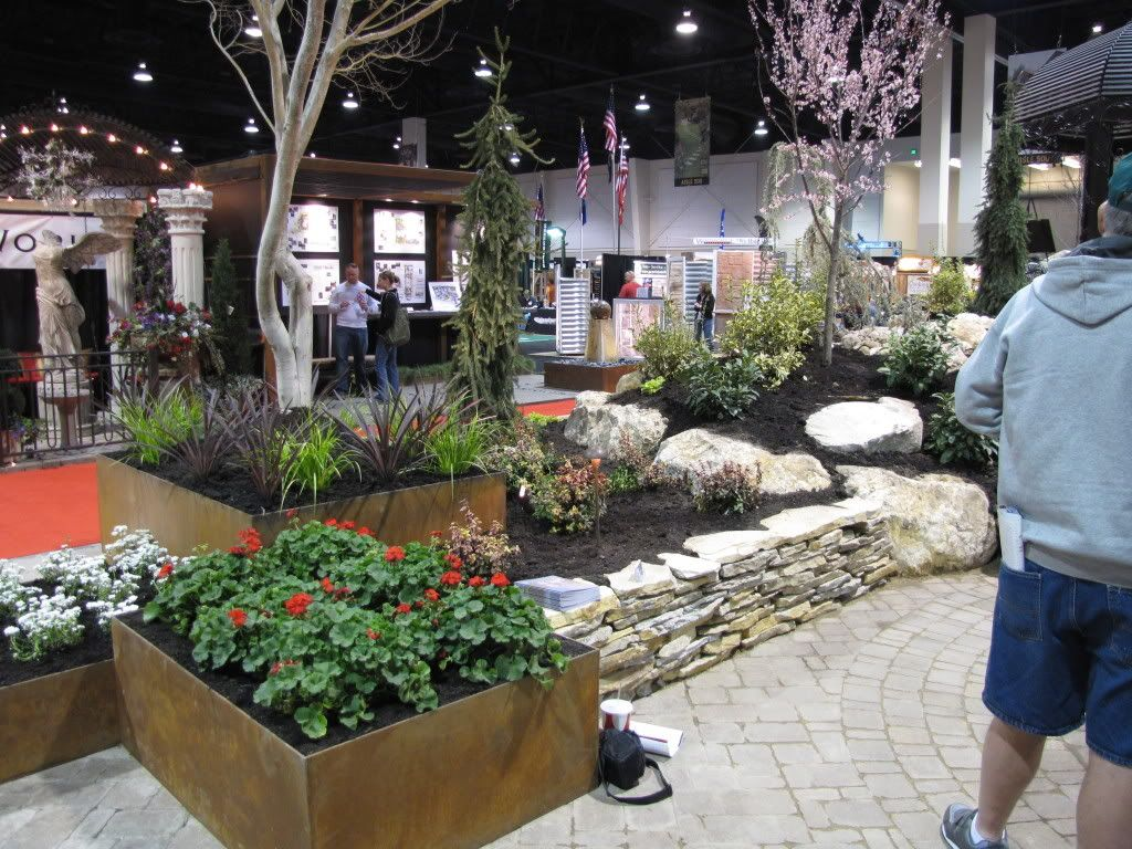 Landscape Expo Booth Ideas - Google Search