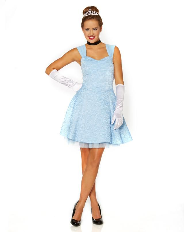 Last Minute Costume Ideas for Teens Cinderella  sc 1 st  Pinterest & Last Minute Costume Ideas for Teens: Cinderella | Halloween ...