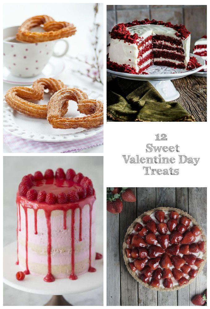 12 Sweet Valentine's Day Treats
