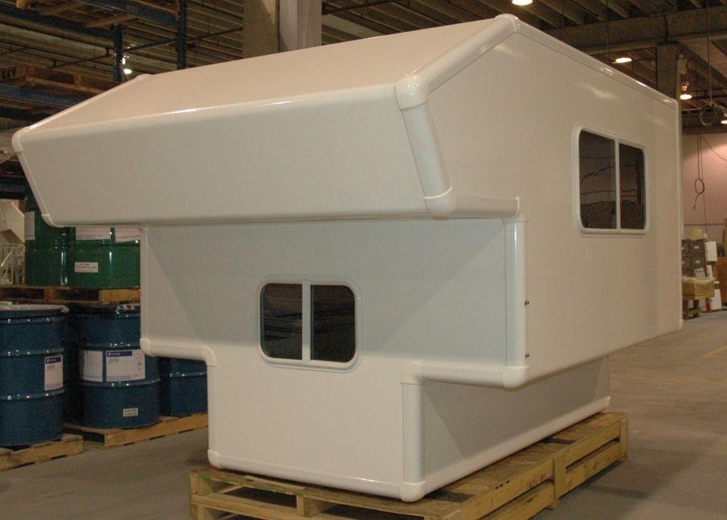 Slip In Mtc Camper Rv Composite Panels Trailer Truck