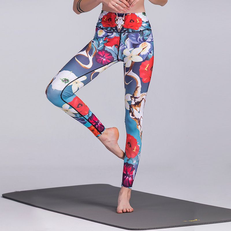 5f39226fc04723 http://www.fashionsonder.com - Shop best quality affordable Floral Workout