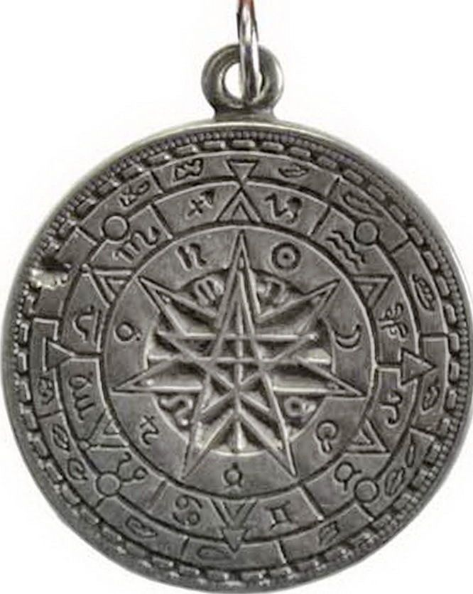 Details about 1 x FIXED NUTMEG Wicca Pagan Witch Amulet Goth