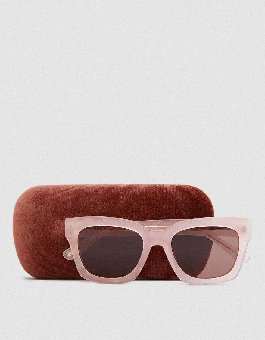 4d693940c205 ganni alice shades in cloud pink   accessories / odds & ends ...
