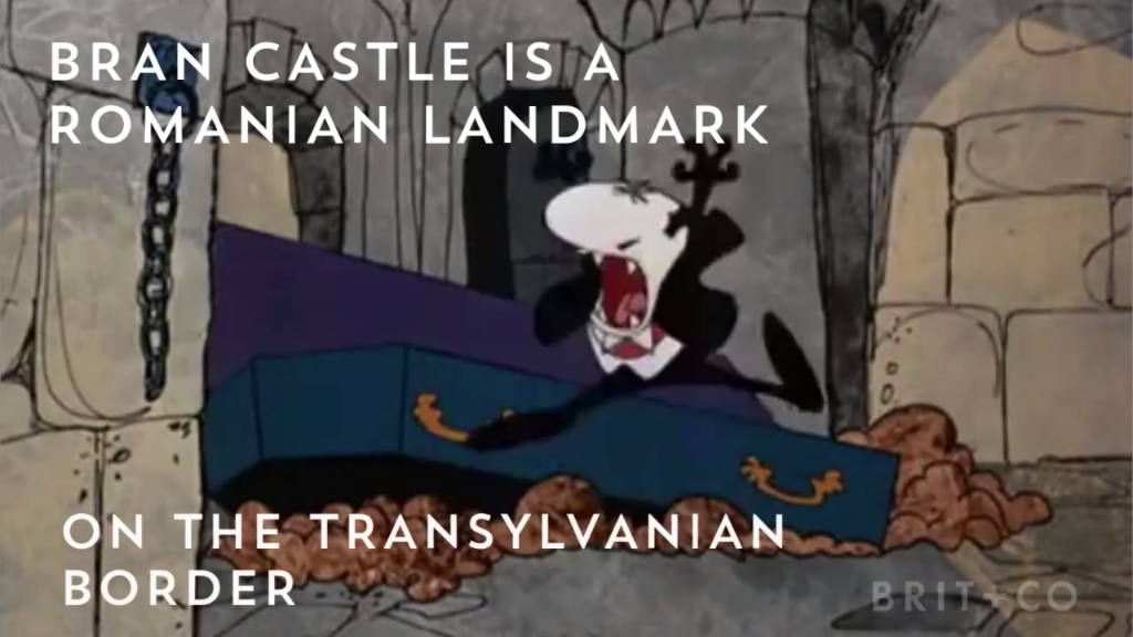 You can stay in Dracula's Castle thanks to the magic of