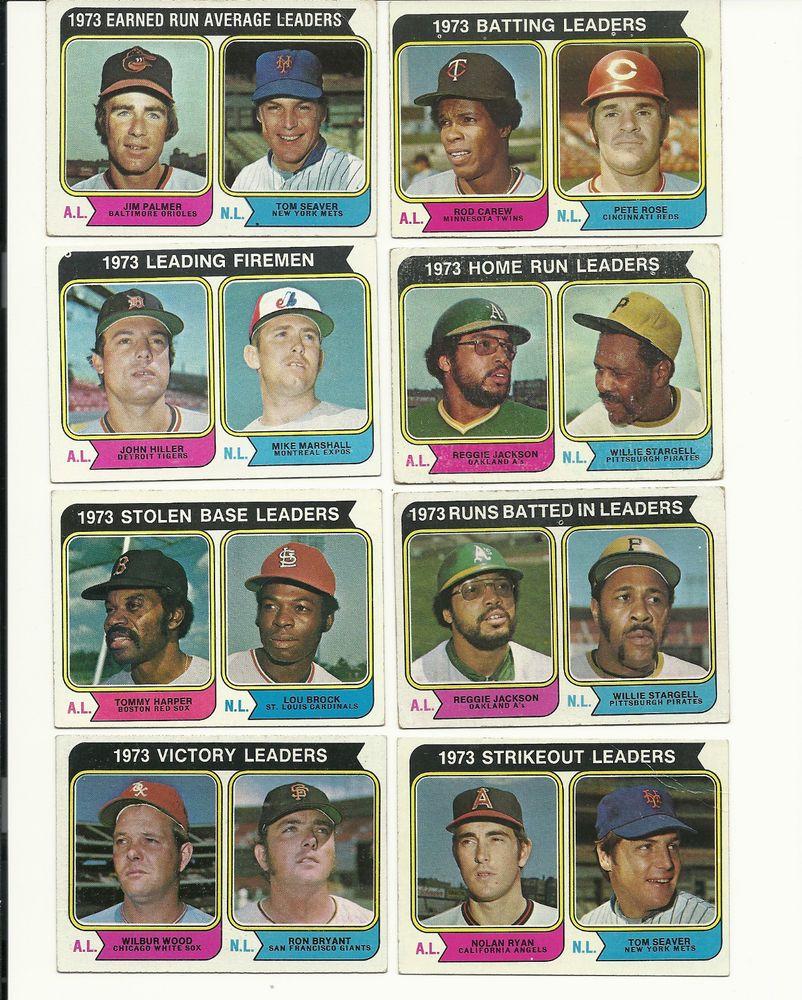 1975 topps baseball cards set