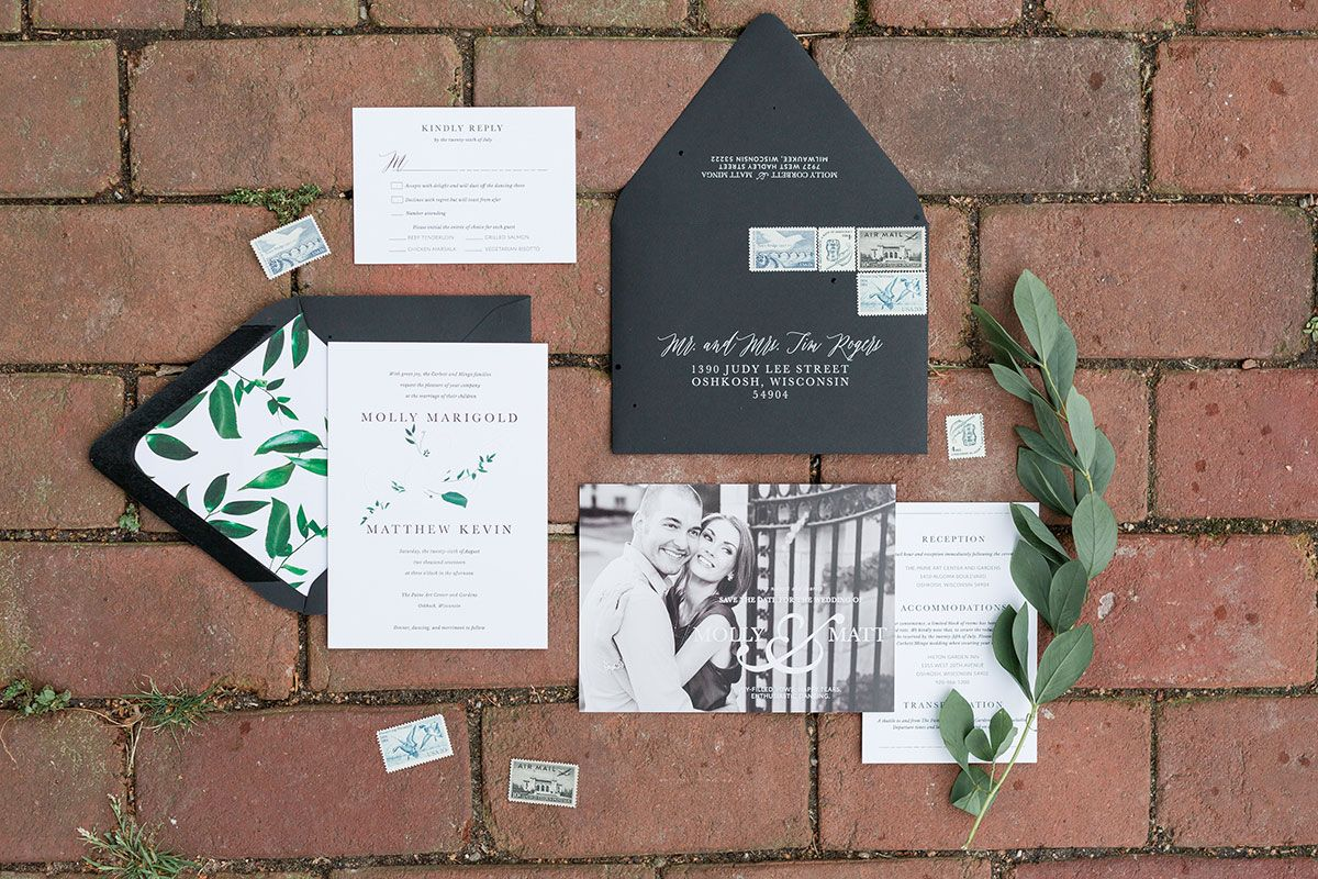 How Much To Budget For Your Wedding Invitations And