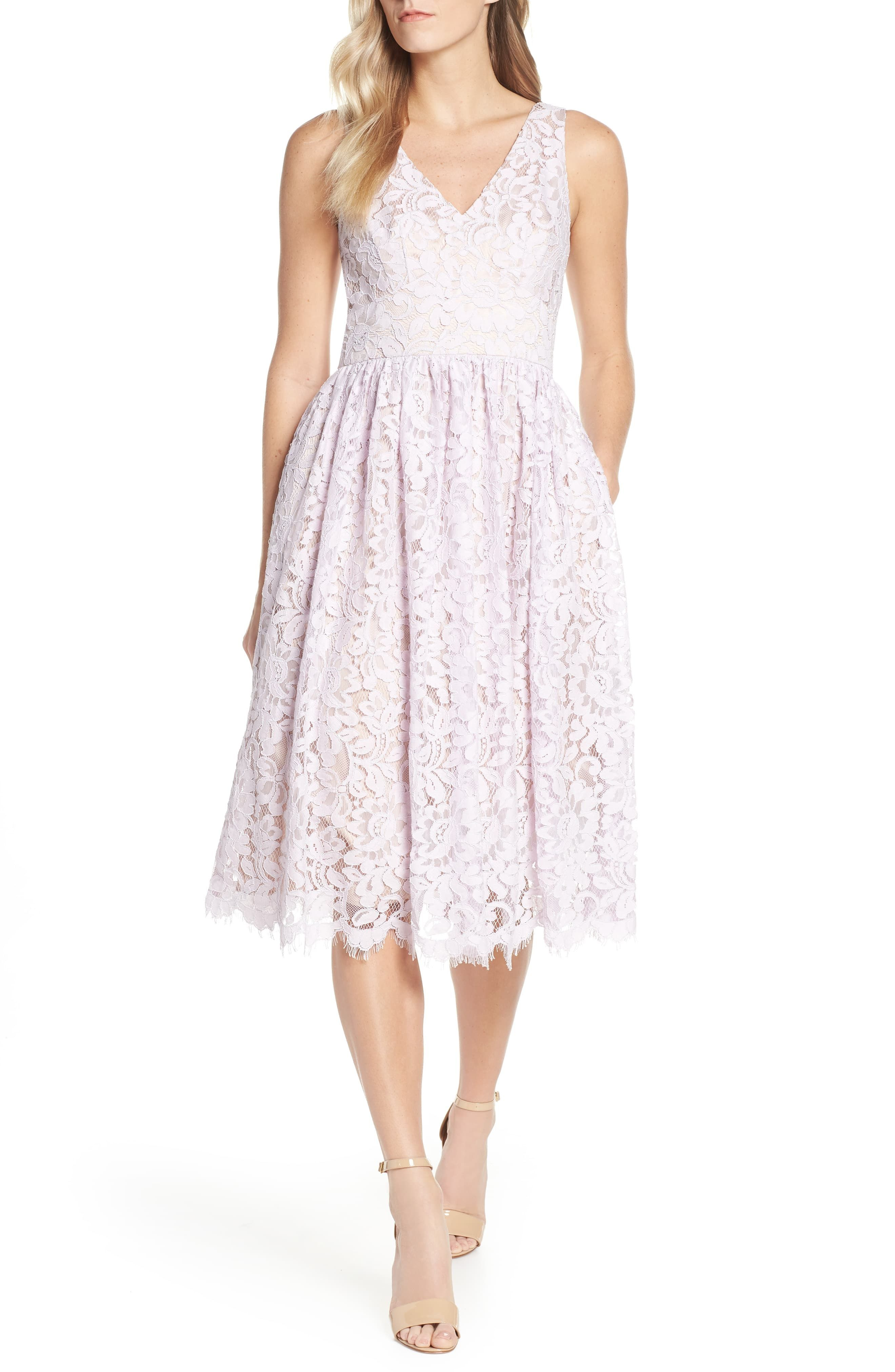 Eliza J Floral Lace Dress In 2019 Products Floral Lace