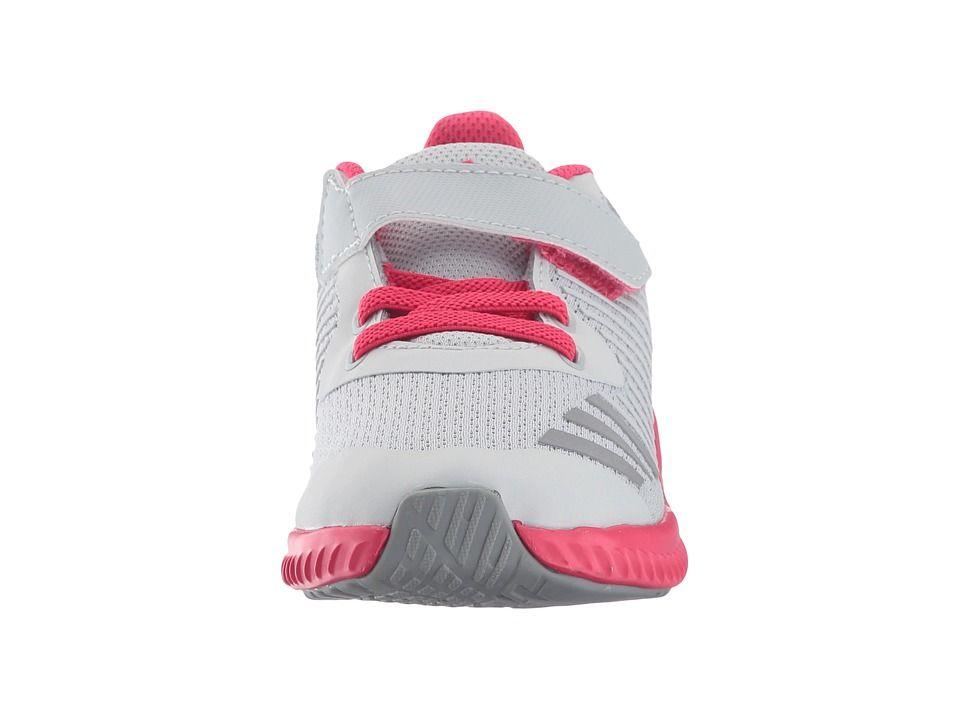 Adidas bambini fortarun el k (piccolo / grande), le due ragazze grey