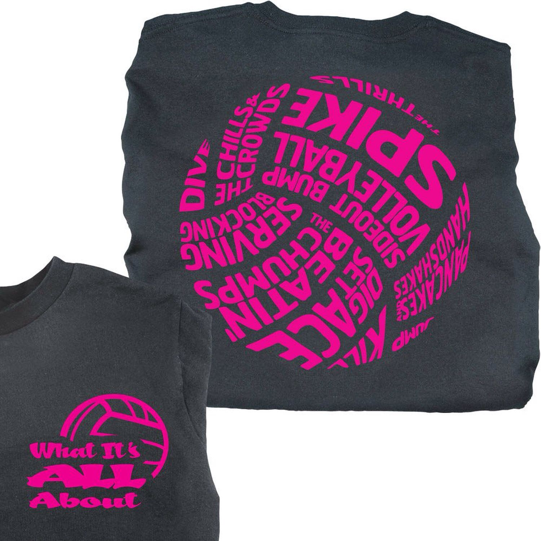 vball shirt idea volleyball shirt designsvolleyball ideasvolleyball t - Volleyball T Shirt Design Ideas
