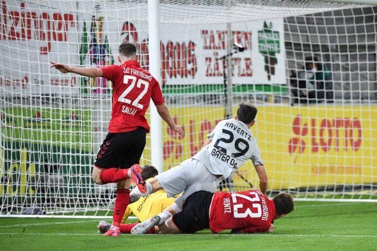 Bundesliga Bayer Siegt Und Bangt Um Havertz Bvb Entlasst Trainerlegende Bayer Leverkusen Bundesliga Bvb
