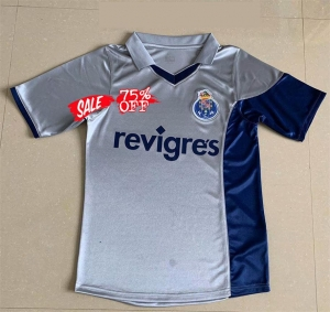 Porto 2001 Wholesale Away Retro Cheap Soccer Jersey Sale Discount Shirt Porto 2001 Wholesale Away Retro Cheap Soccer Je In 2020 Soccer Kits Custom Soccer Soccer Shirts