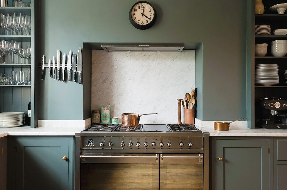 7 colors to paint your kitchen cabinets devol kitchens kitchen design kitchen trends on kitchen interior green id=93108