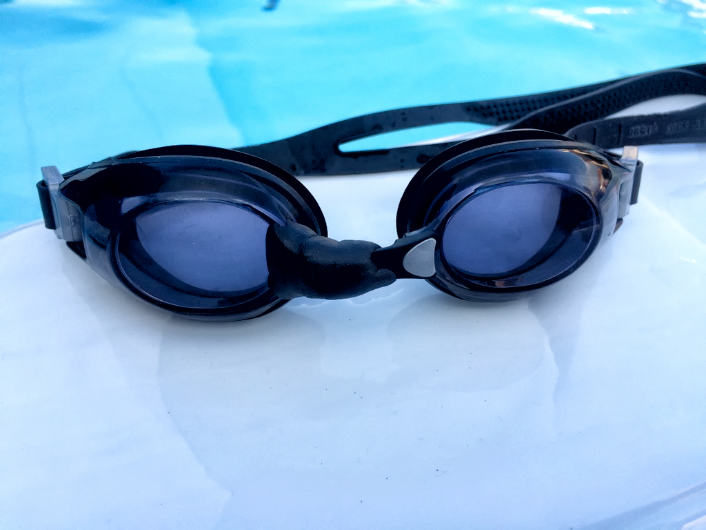 No need to replace goggles! Let Sugru come to the rescue
