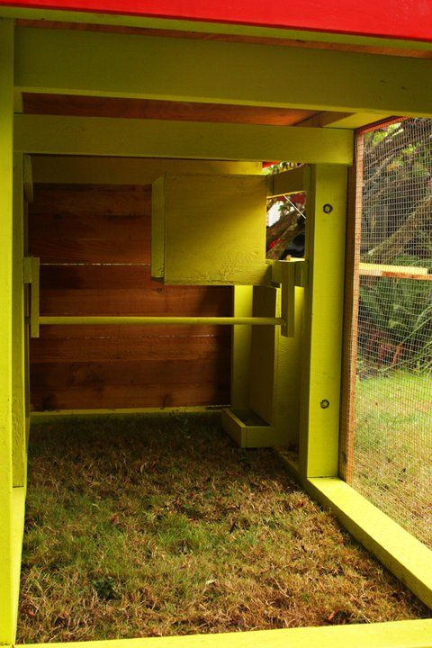 A Funky Chicken Coop Structure As A Conversion Into A Tiny House Design Chickens Backyard Tiny House Design Green Gifts