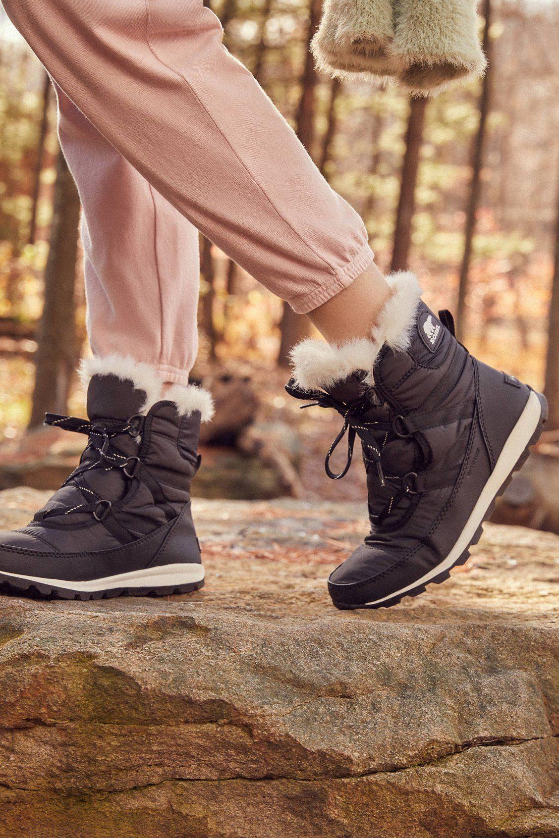 dc5100bb0d6f Sorel Whitney Short Lace Boot