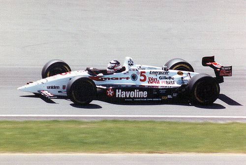 Semi official cool old Indy car pics thread - Page 23