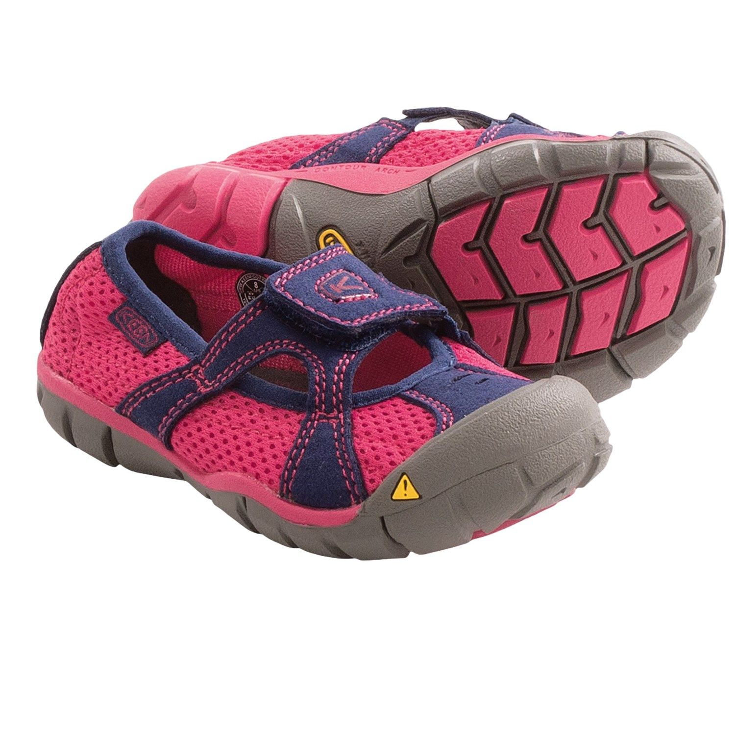 Keen Breezemont CNX Mary Jane Shoes For Little Girls