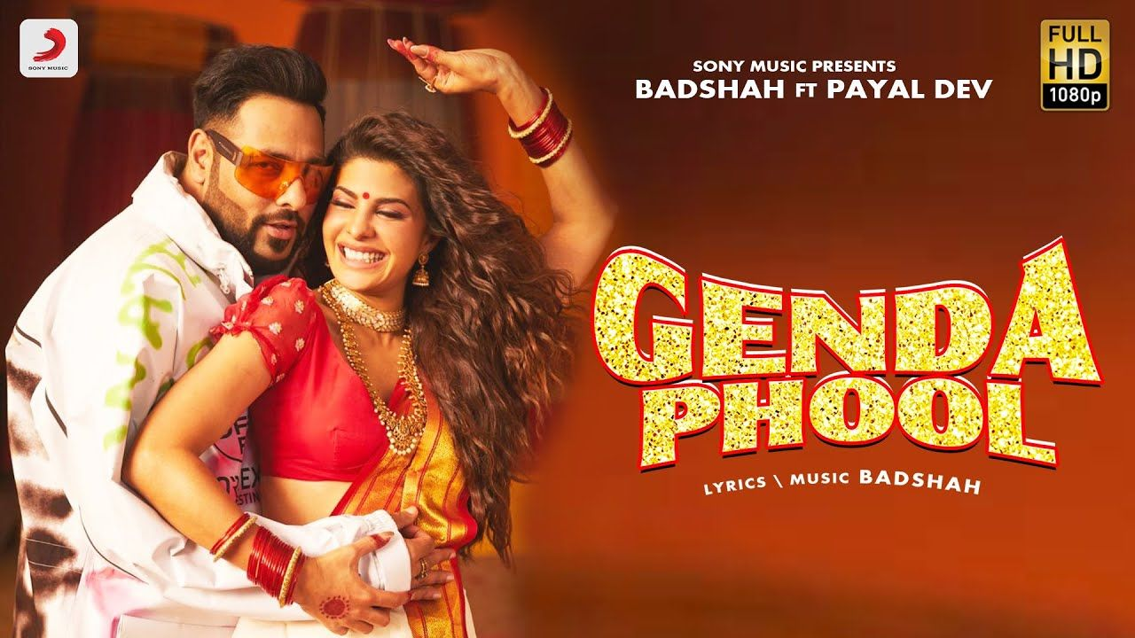 Badshah Genda Phool Jacquelinefernandez Payal Dev Official Music Video 2020 In 2020 Bengali Song News Songs Songs