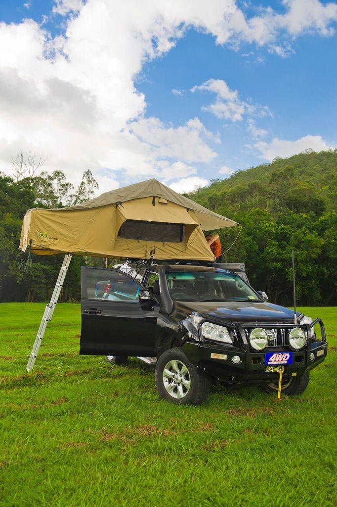 TJM Yulara Roof Top Tent | Roof top tent, Tent, Car tent