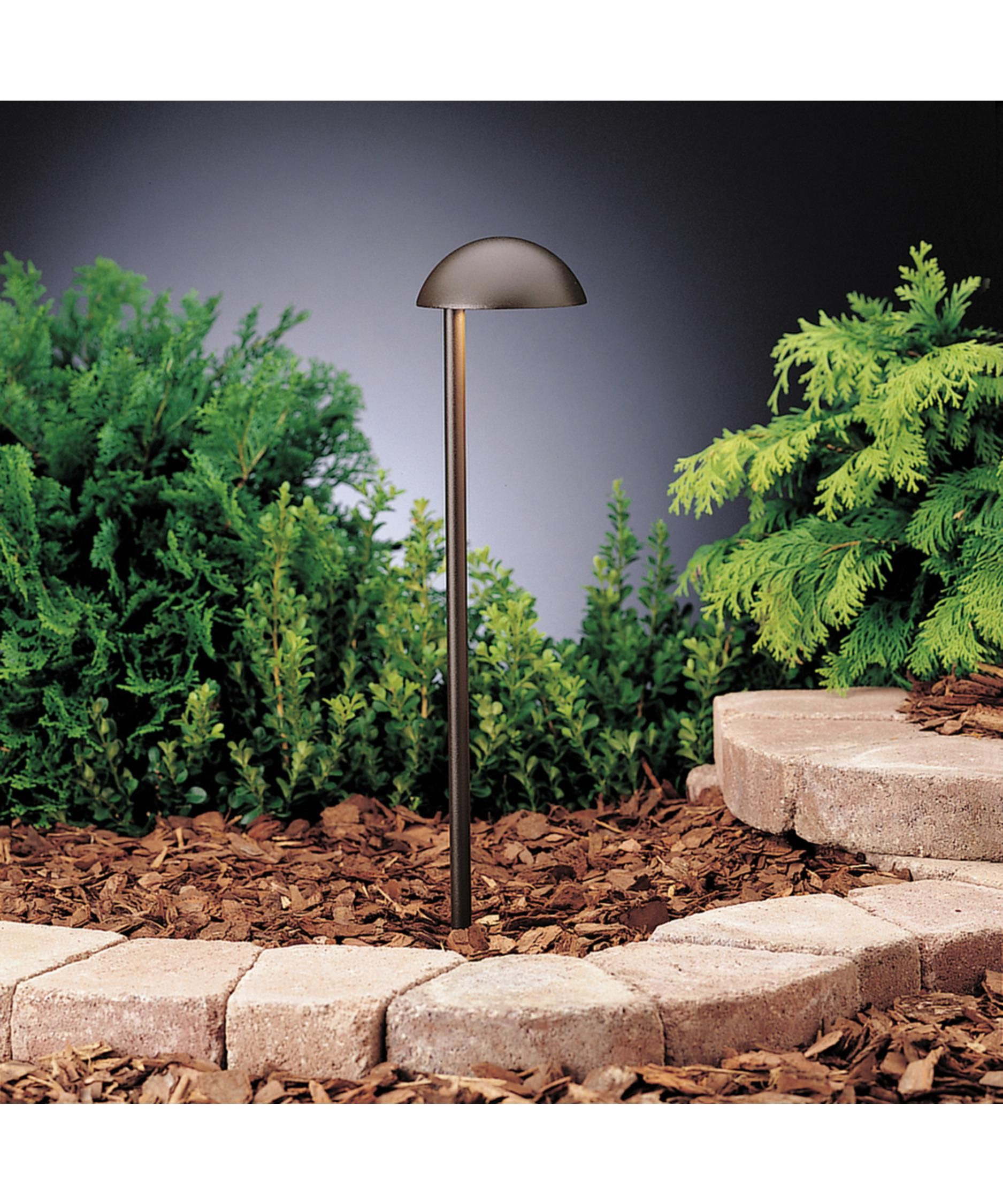 Eclipse 19 Inch Decorative Pathway Light By Kichler Lighting Outdoor Path Lighting Path Lights Landscape Lighting