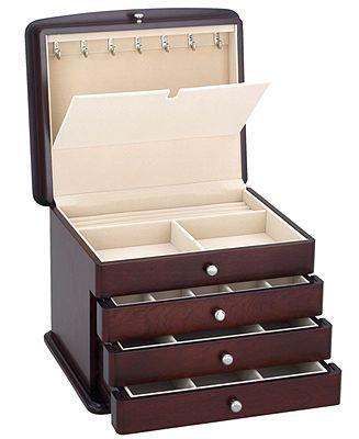 Reed Barton Jewelry Box Sophia Jewelry Chest Jewelry Boxes