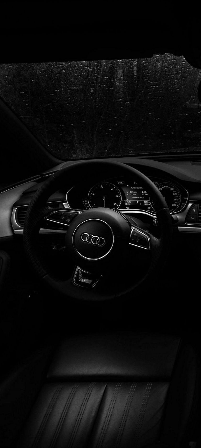 Audi Steering Wheel – [1080×2400]