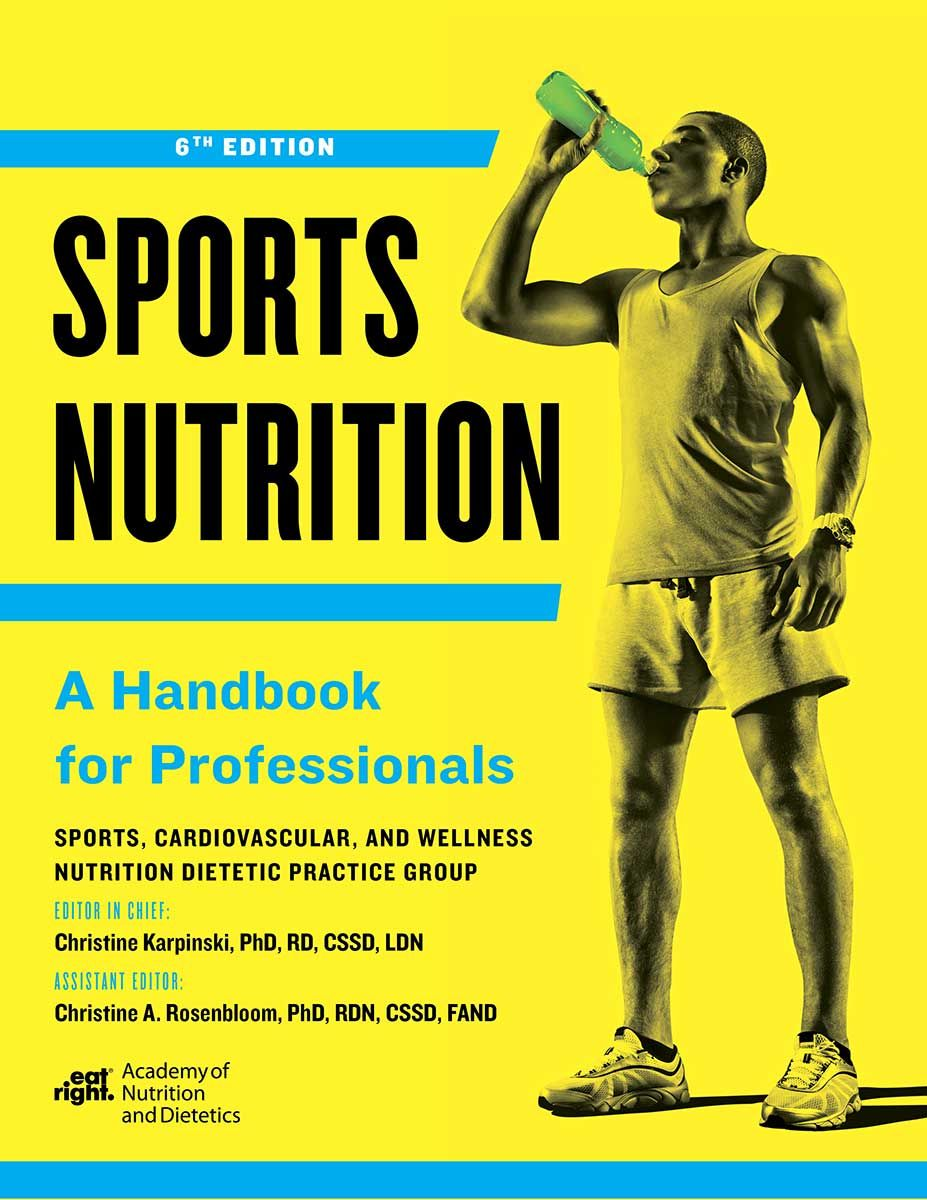 Image result for sports book cover sports nutrition