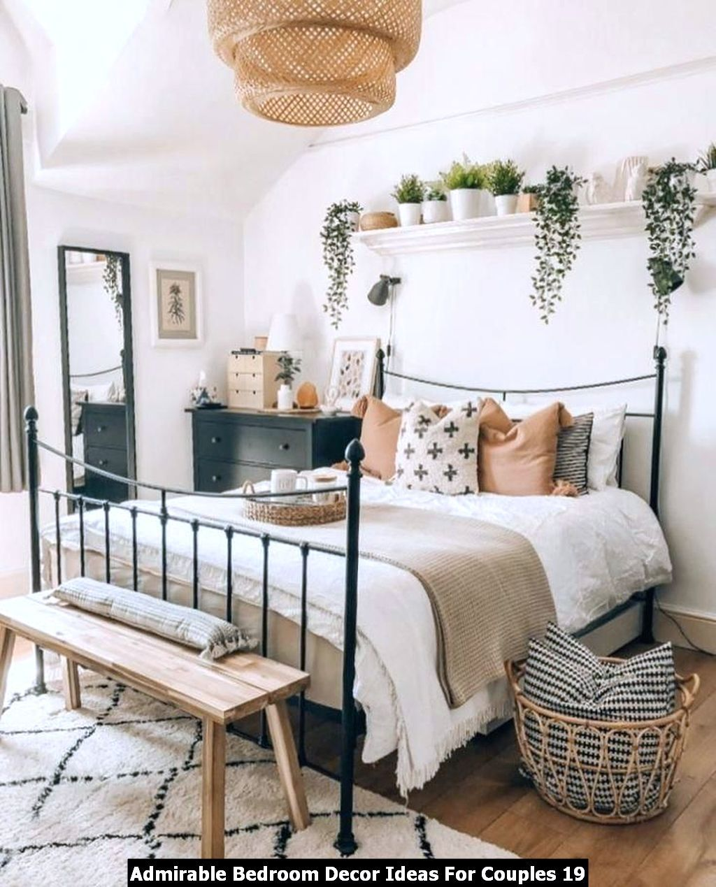 Admirable Bedroom Decor Ideas For Couples   Trendehouse   Bedroom ...