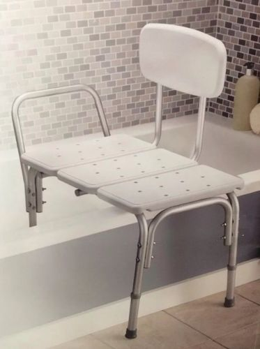 Transfer Boards and Benches: Delta Tub Transfer Bench White Df565 ...