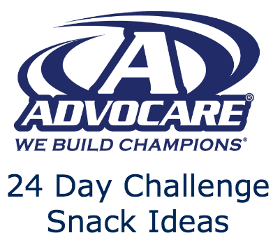 Hello Stripes 24 Day Challenge And Beyond Approved Snacks Advocare 24 Day Challenge Advocare Recipes