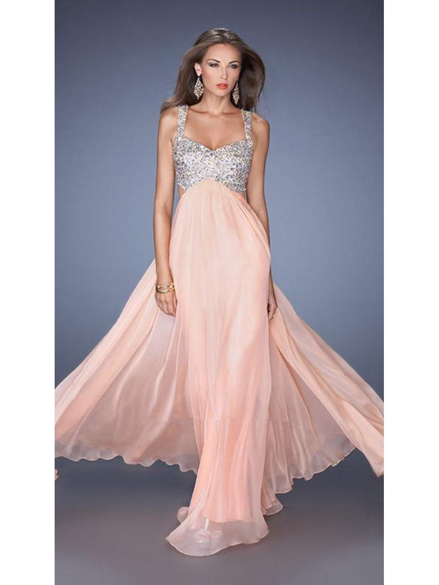 Empire Sequins and Chiffon Long Party Evening Prom Maternity Dresses ...