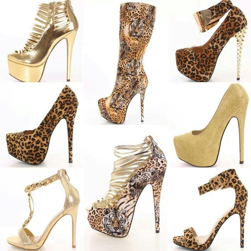 Pick a shoe