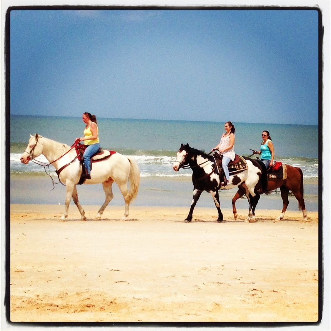 Horseback Riding On The Beach In Destin Florida Best Beaches