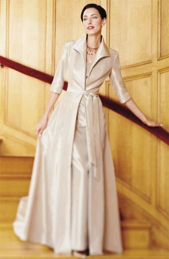 Style 4950 - Mother of Bride Formal Dresses With Long Jackets ...