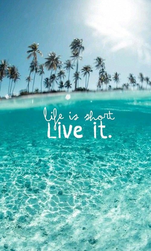 Life Is Short Live It Life Quotes Quotes Quote Tumblr Life Quotes