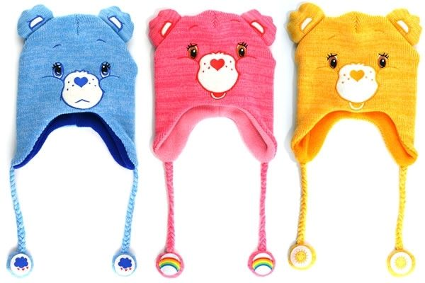Care Bears hats
