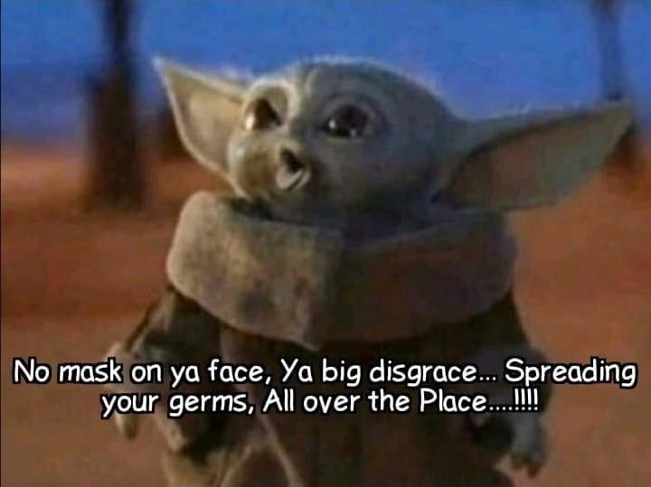Baby Yoda Yoda Funny Yoda Meme Yoda