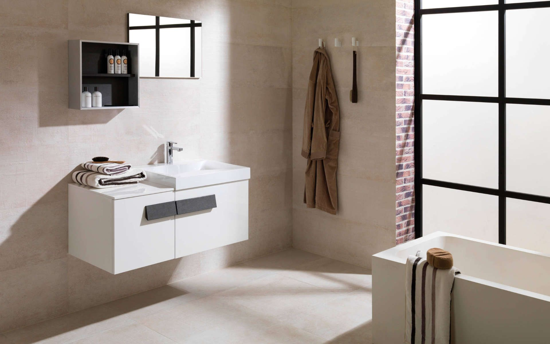 Mobilier De Salle De Bain Meubles De Salle De Bain Porcelanosa Bathroom Furniture Furniture Bathroom