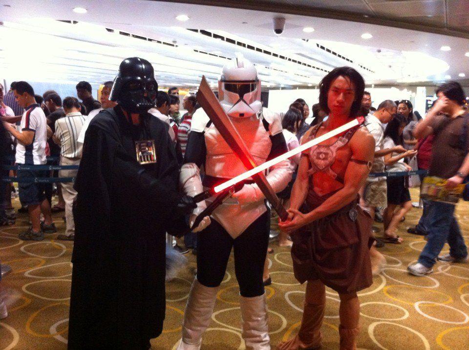 Star Wars @ IT SHOW 2012