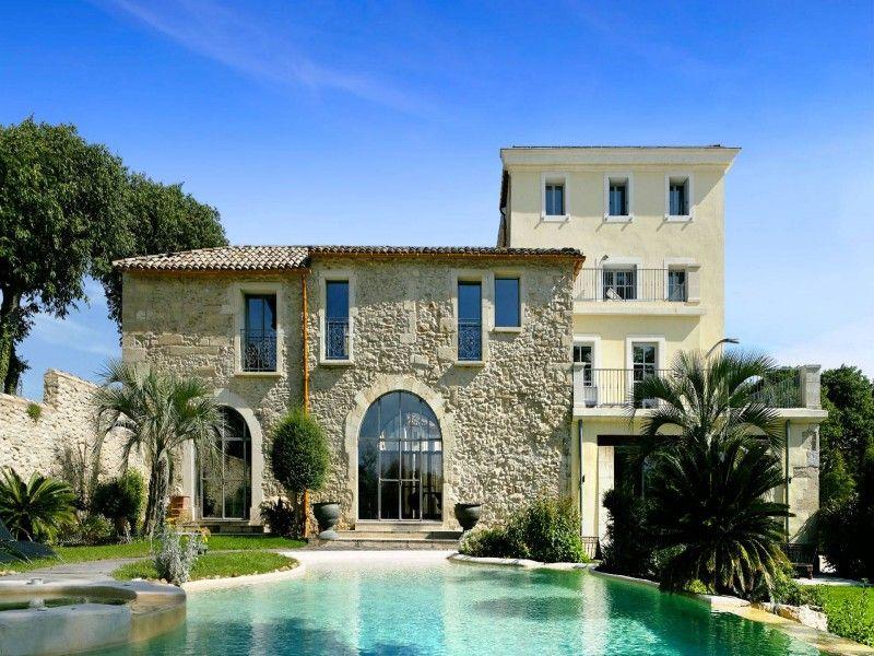 Domaine De Verchant Dans L Herault Hotel De Luxe Hotel De Charme Montpellier
