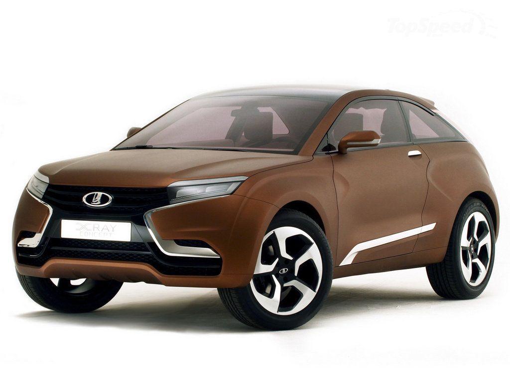 The 2012 Lada Xray Concept