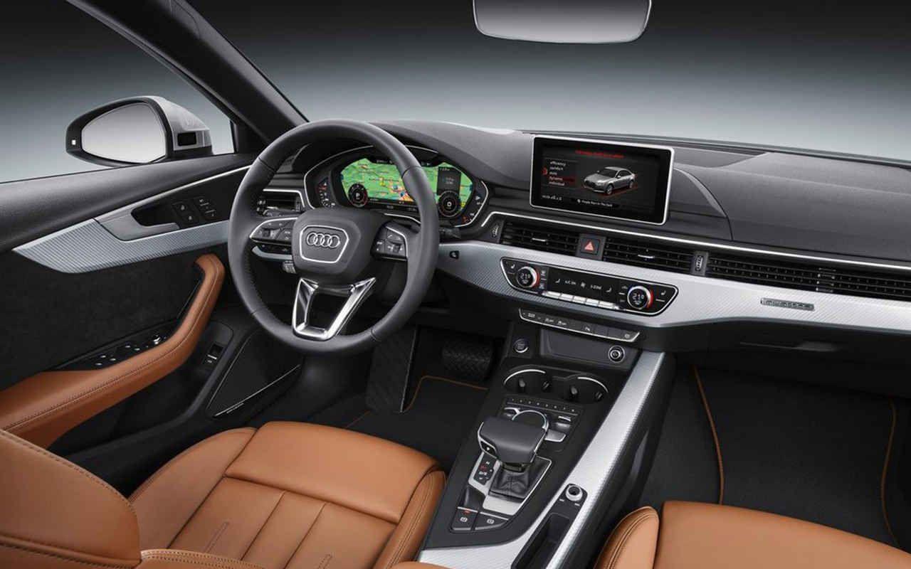 2018 Audi A4 Interior Model Audi A4