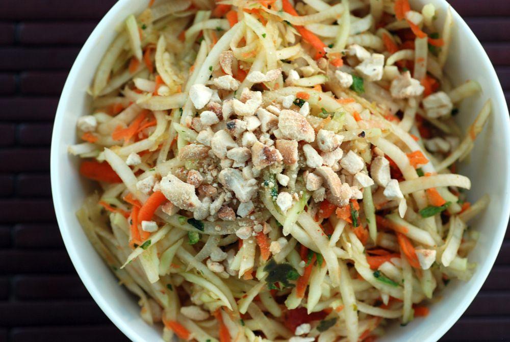 Image result for thai som tam salad vegetarian