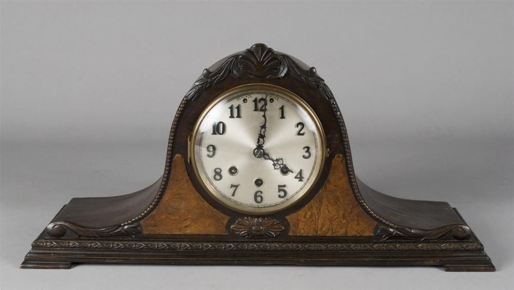 A Fine Mauthe Germany Mantle Clock