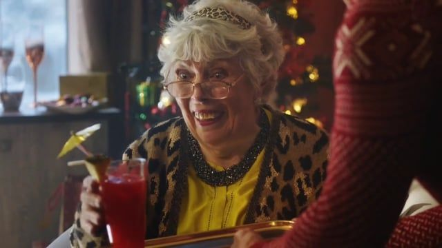 Christmas Made Better by Traktor with their 26 spot campaign for Saatchi & Saatchi London.