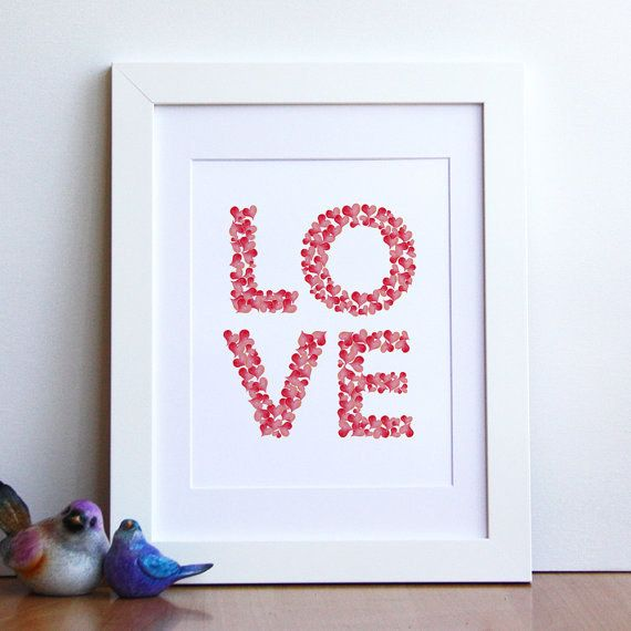 True. | 27 Simply Gorgeous Prints That Show Someone You Love Them